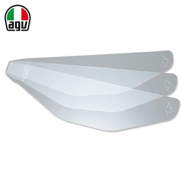 6414aa84eec Strhávací fólie pro plexi (tear-off system) - pro přilby AGV PISTA GP R