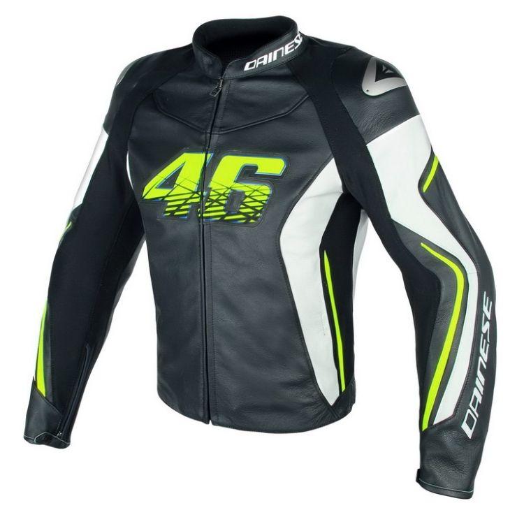 Dainese pánská sportovní moto bunda VR46 D2 (Valentino Rossi ... ba4c040da0