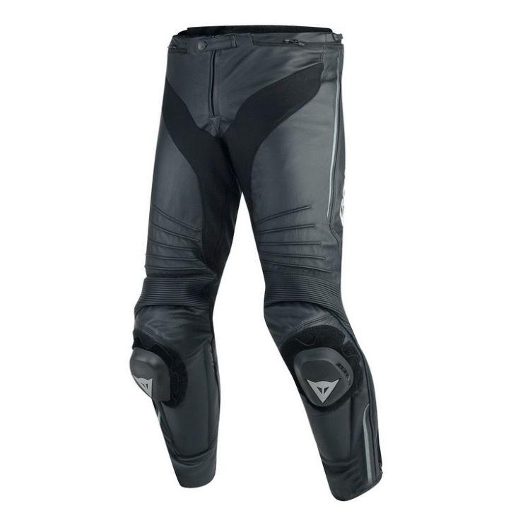 Pánské kalhoty na motorku Dainese MISANO černá antracit 55482fd0db0
