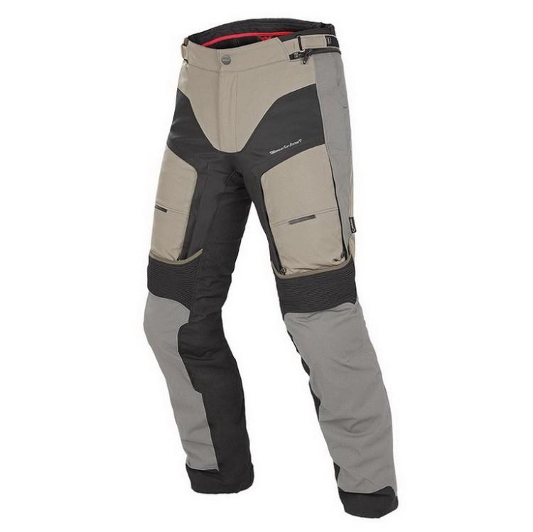 Pánské enduro moto kalhoty Dainese D-EXPLORER GORE-TEX písková černá šedá f821df9460