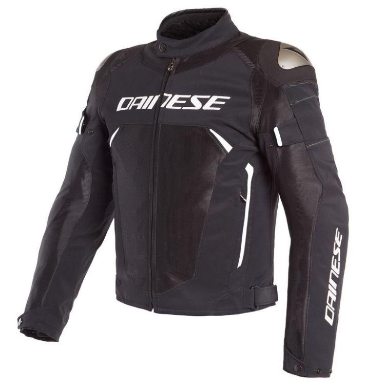 Pánská sport moto bunda Dainese DINAMICA AIR D-DRY černá bílá ... 61beaa8b4da