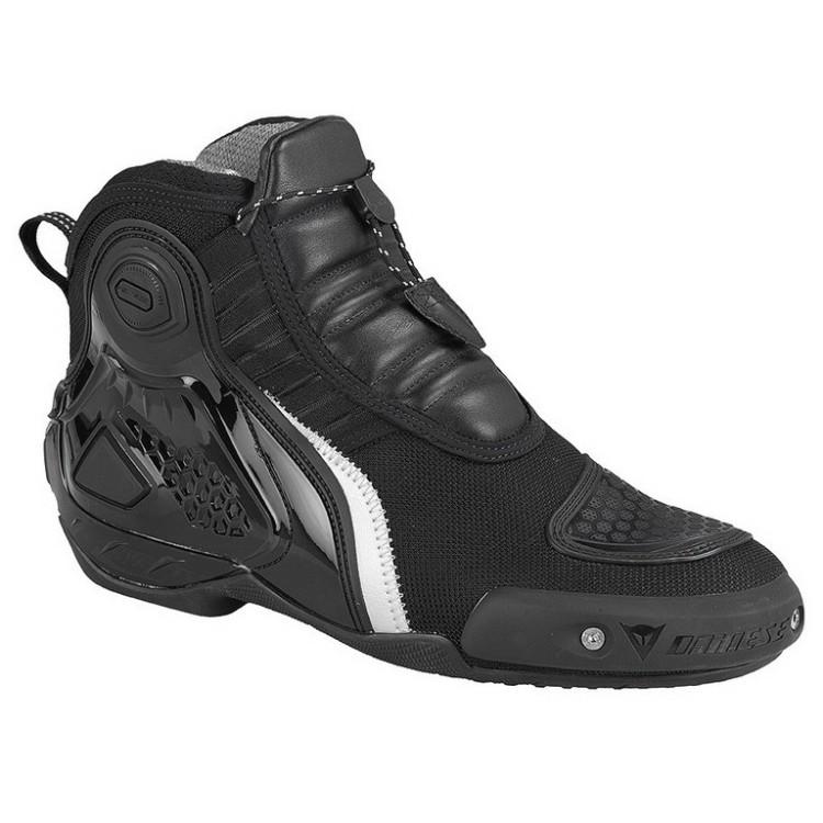 c9aedcc1514 Kotníkové skútr boty Dainese DYNO D-WP černá černá šedá