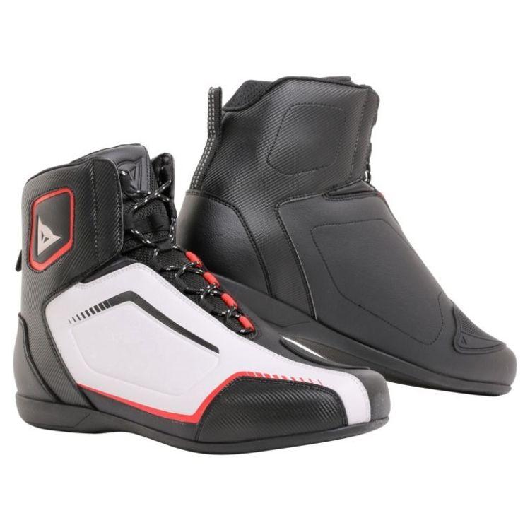 645ff2efbeb Kotníkové moto boty Dainese RAPTORS vel.42 černá bílá červená ...