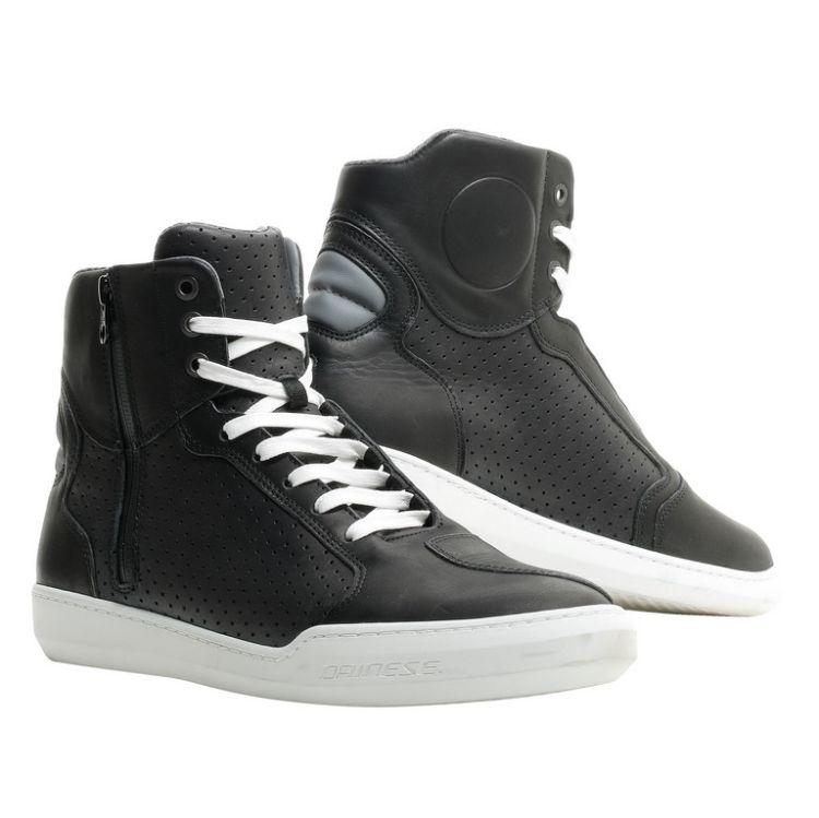 ada04e3e1a8 Kotníkové skútr boty Dainese PERSEPOLIS AIR vel.46 černá