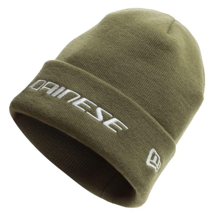 1175ac15649 Pletená zimní čepice Dainese zelená