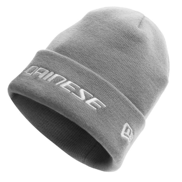 f448bf9d651 Pletená zimní čepice Dainese šedá