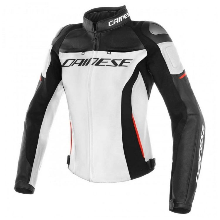 Dainese RACING 3 LADY dámská kožená bunda na motorku 15996dbf389