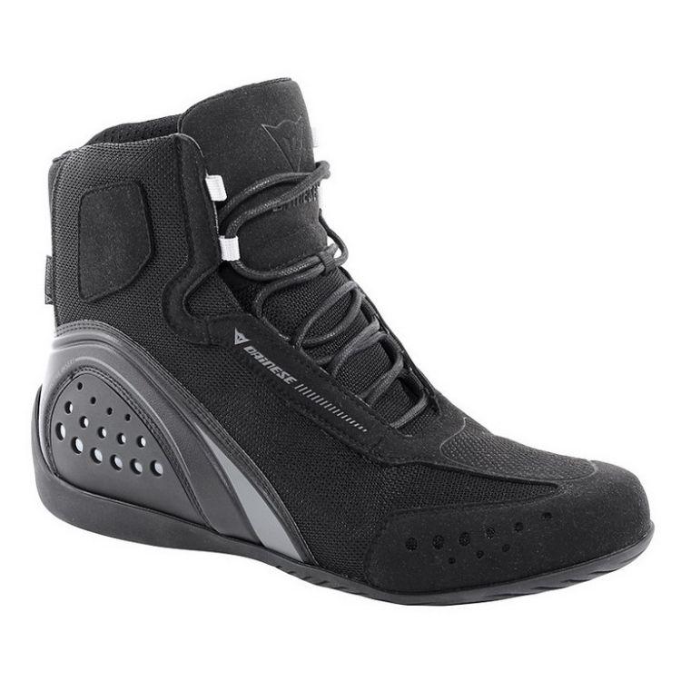 Dámské kotníkové moto boty Dainese MOTORSHOE LADY D-WP JB vel.36  černá černá antracit 6fffbc482d
