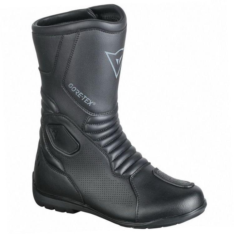 Dámské nepromokavé moto boty Dainese FREELAND LADY GORE-TEX černá ... 893c53090a