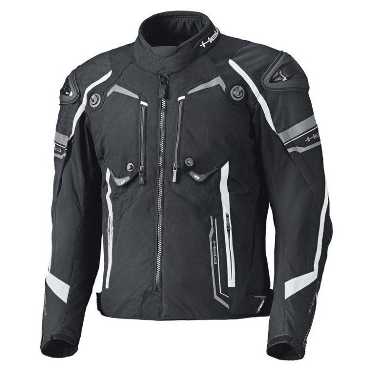a0805acb3bf Pánská letní moto bunda Held BLAZE černá bílá