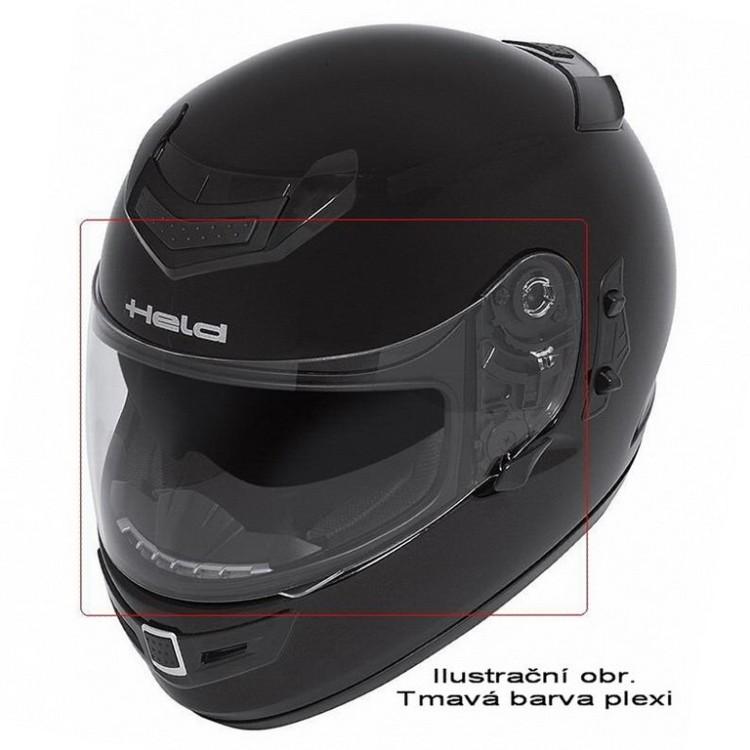 8f20b398459 Plexi pro motocyklovou přilbu Held BRAVE