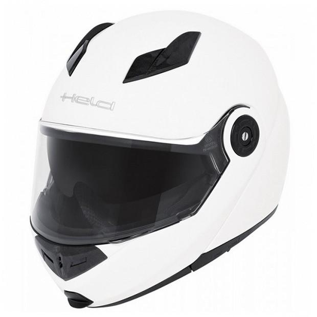 1771865c9aa Integrální vyklápěcí moto helma Held TRAVEL CHAMP bílá