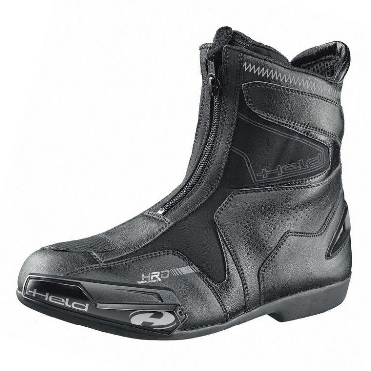 Sportovní kotníkové moto boty SHORT LAP vel.45 černá 0472023efa