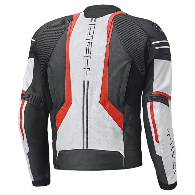 Pánská sportovní moto bunda Held STREET 3.0 černá bílá červená 3432584a857