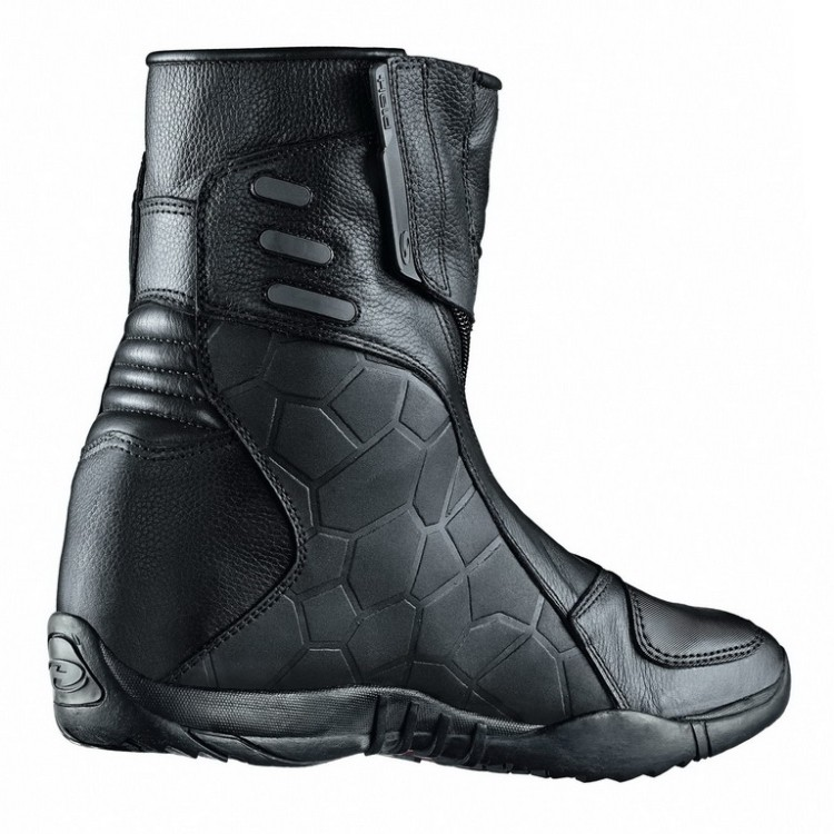 Moto boty Held CORTE Hipora černé 3b773eaa21