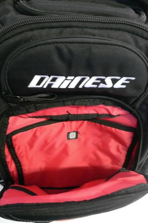 Batoh na záda Dainese D-GAMBIT (Ogio) černý  13b7b5cf19