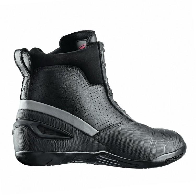Kotníkové skútr boty Held DOWNTOWN (BOA systém) černá 8bd9ee41ad