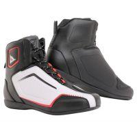 Doprava zdarma Dainese Kotníkové moto boty Dainese RAPTORS AIR  černá bílá červená c3c815ef20