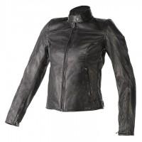 Výprodej Doprava zdarma Dainese Dainese dámská kožená moto bunda MIKE PELLE  LADY vel.44 černá a8288e0dfd